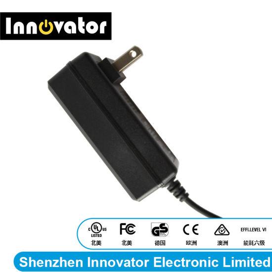 24V 1.5A 36W Black AC DC Power Adapter, Certifed by UL FCC Ce GS & TUV SAA