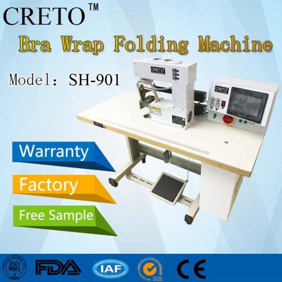 China Factory Bemis Hot Air Seamless Bonding Machine for Bra