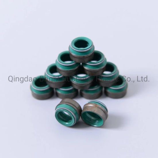 Customized OEM Hydraulic Auto Spare Rubber Parts Mechanical Seal Valve Stem Oil Seal