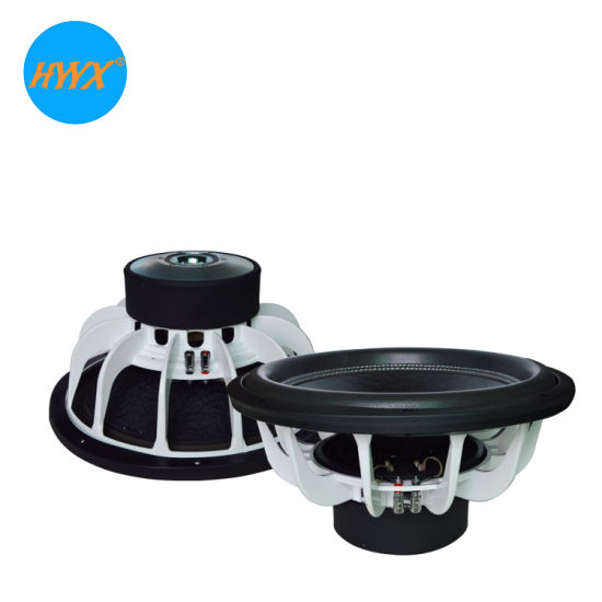 15 Inch Car Audio Subwoofer Quality Speaker Customized Subwoofer 1000wrms