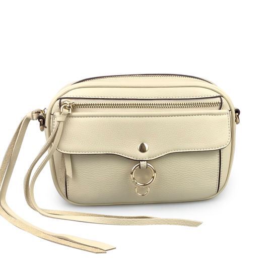 Wholesale Fashion Bag Factory Lady Genuine Leathaer Shoulder Crossbody Bag