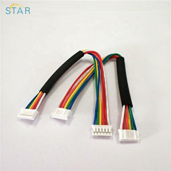 Jst Phr-2, Phr-3, Phr-4, Phr-5, Phr-6, Phr-8, Phr-9 Wire Harness on