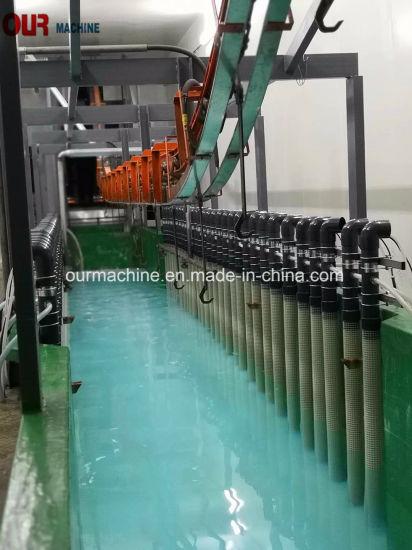 Electrocoating Equipment, Barrel E-Coating Line, Coating Machine Supplier in China