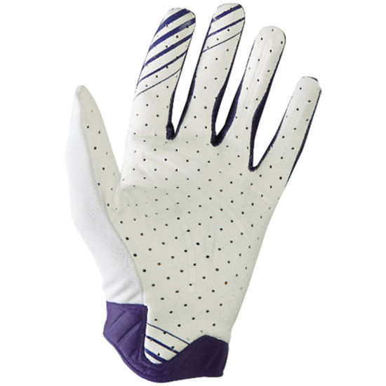 Purple New Design Cross-Country Sports Motocross Racing Glove (MAG65) pictures & photos