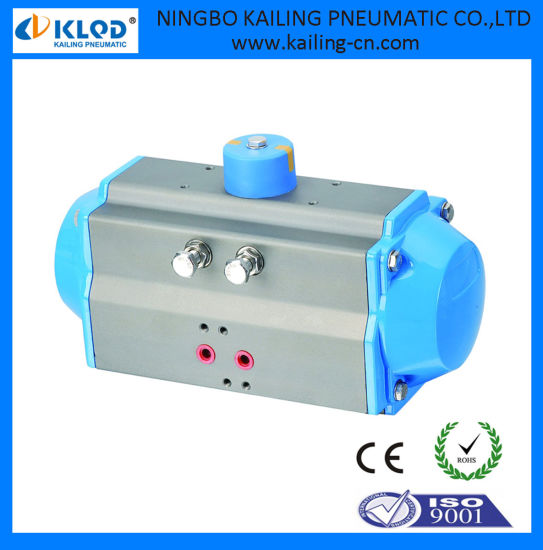Double Acting Pneumatic Valve Actuator (AT Series) pictures & photos