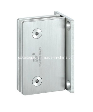 (KTG-1001) Glass Door Hinge/90 Degree Glass Hinge Fixed with Wall pictures & photos