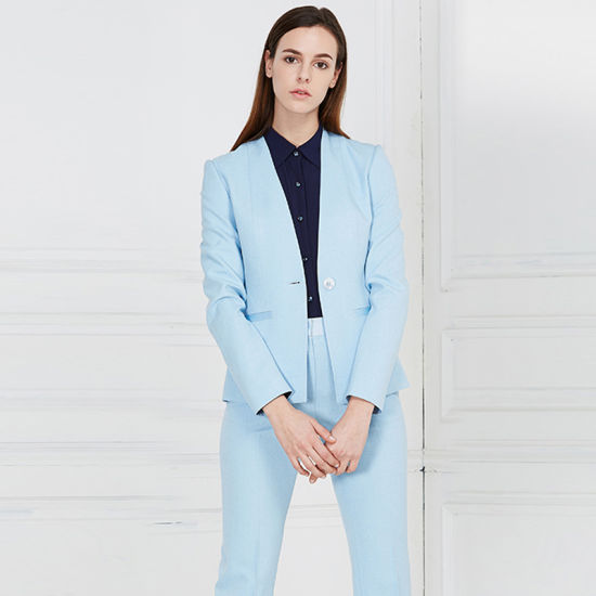 best selection of ever popular cheapest sale Ladies Wool/Polyester Blazers Women Suits Fancy Suits for Women