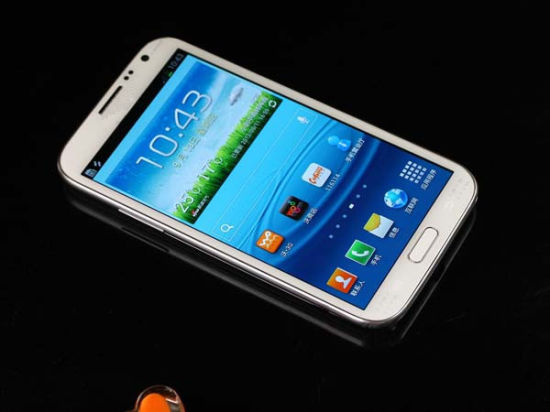 Original Brand Cellphone Unloced Mobile Phone 5 5 Inches Note2 N7100 Smart  Phone