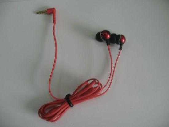 2020 High Quality Flat Wire Earphone