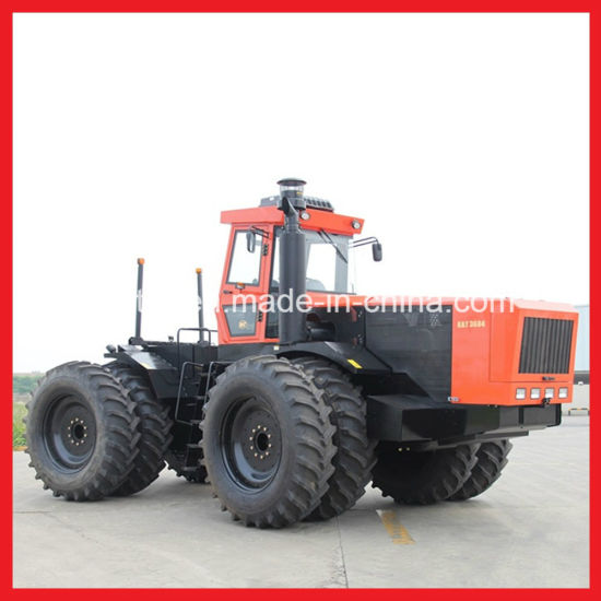 360HP Agricultural Tractor, Four Wheeled Farm Tractor (KAT 3604) pictures & photos