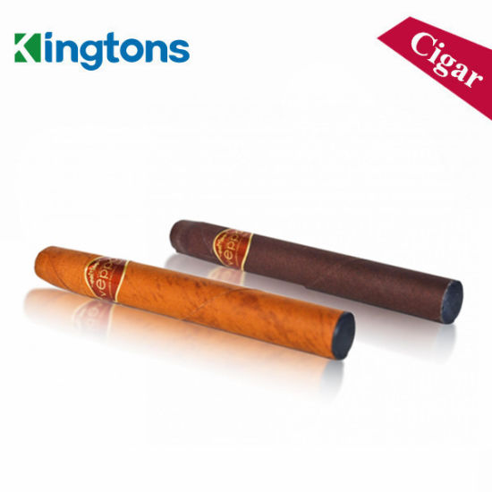 2017 Most Popular Cigar Style 1800 Puffs Disposable E-Cigar pictures & photos
