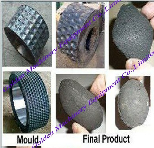 Coal Charocal Dust Briquette Briquetting Making Pressing Machine pictures & photos
