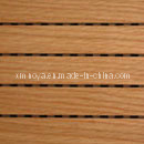 Acoustic Sound Absorption Panel, Wooden Wall Board for Building Material