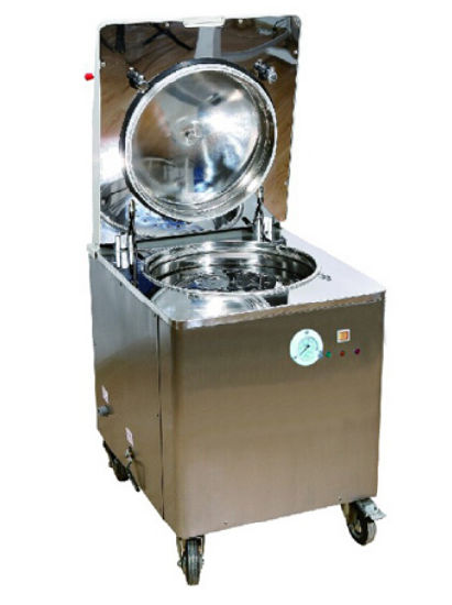 High Pressure Full Stainless Steel Vertical Steam Autoclave Sterilizer pictures & photos