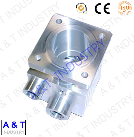 Large Cutting Precision CNC Lathe Machine Parts with High Quality pictures & photos