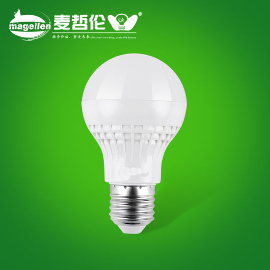 E27 220V 3W, 5W, 7W, 9W, A60 LED Bulb, LED Light Bulb