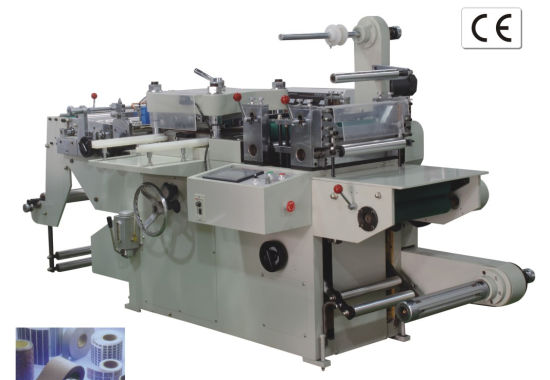 Roll-Roll Continuous Adhesive Tape Die Cutting Machine (JMQ-320A)