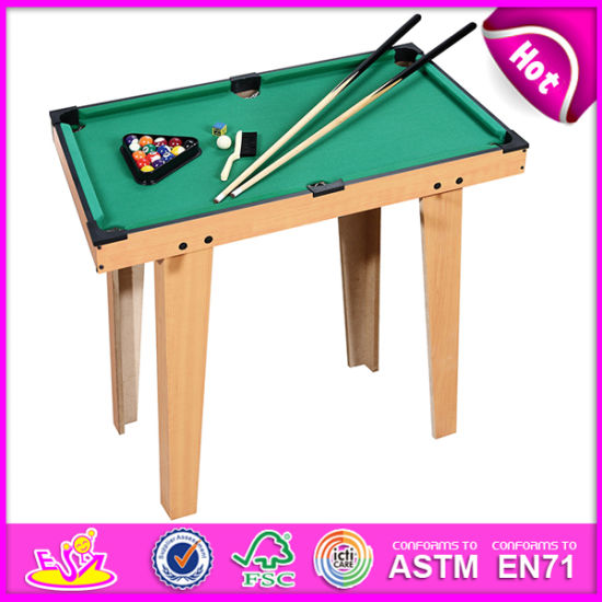 China Small Wooden Snooker Table Snooker Pool Table Toy For - Where to buy mini pool table