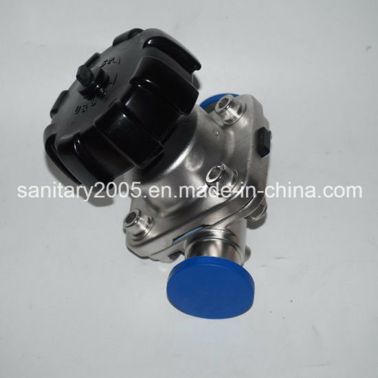 Stainless Steel Manual Operate Diaphragm Valve