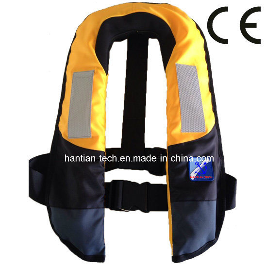 150n Ce Approved Auto Inflatable Lifejacket for Lifesaving