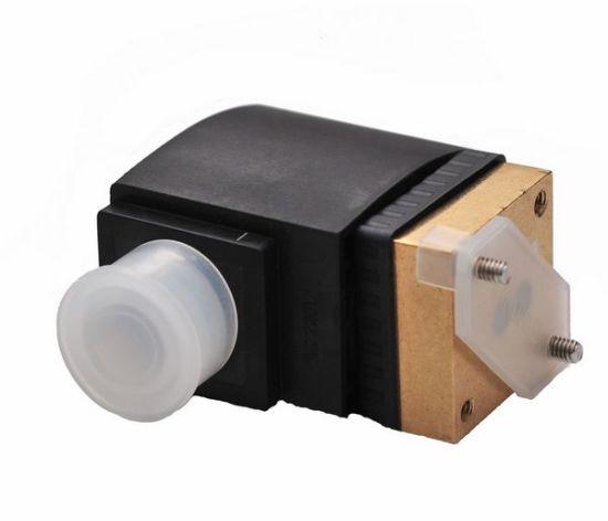 24V 220V Oil Gas Air Compressor Solenoid Valve