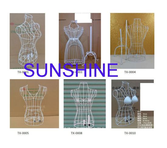 Wire Torso Mannequins