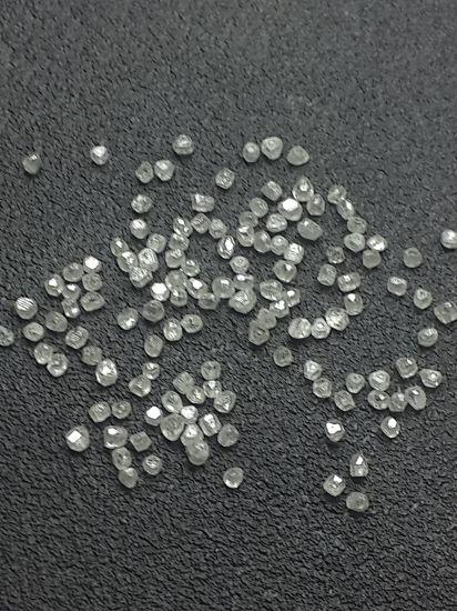 Images of unpolished diamonds — 1