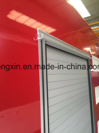 China Truck Vehicles Aluminum Roller Shutters Roll Up
