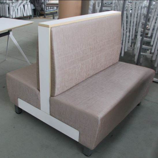 High Quality Comfortable Commerical Seating Restaurant Sofa