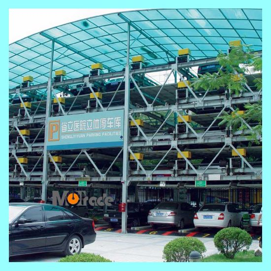 CE Automatic Lift and Sliding Vehicle Smart Parking System pictures & photos