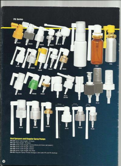 Pharmaceutical Pumps, Regular Spray Pump, Tube (Oral) Sprayer,