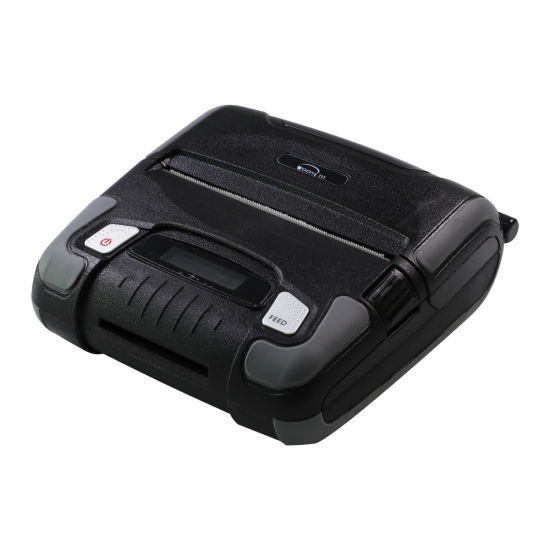 110mm Portable Pocket Thermal Receipt Printer with Ios Bluetooth