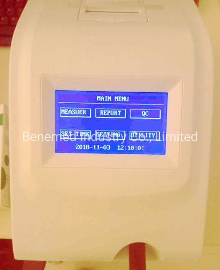 Lab Equipment Auto Urine Analyzer Touch Screen