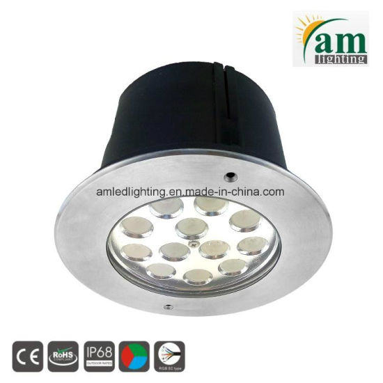 316ss 36watt IP68 LED Underwater Swimming Pool Fountain Light pictures & photos