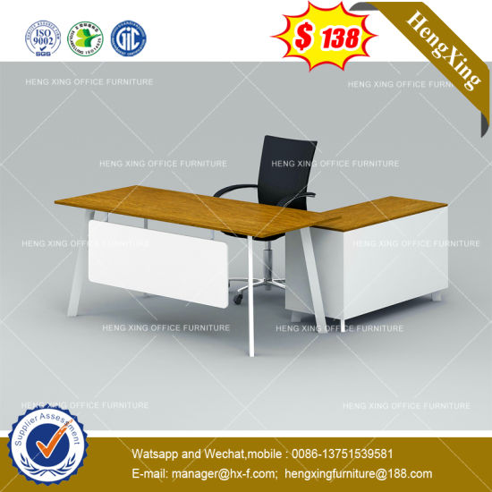 China Supplier Stylish Double Side Office Desk (HX-8NE091) pictures & photos