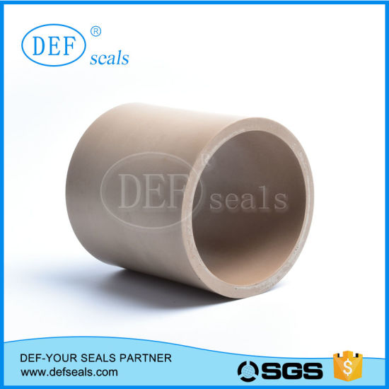 Yellow PTFE Pipe Teflon Tube for Sealing pictures & photos