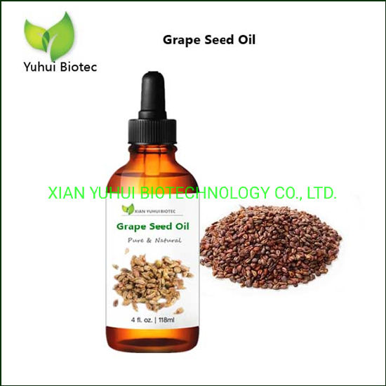 Wholesale Cold Pressed Grapeseed Oil for Oily Skin