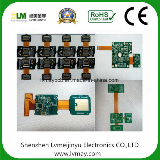 china flexible circuit board flex rigid pcb pcb supplier china pcb rh lvmaypcb en made in china com