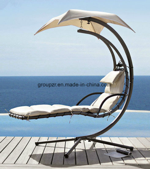 Outdoor Garden Swing Single Chair