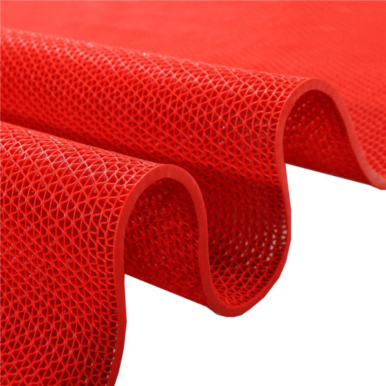 Wholesale Good Prices Outdoor Floor Mat Roll Waterproof PVC Anti Slip PVC S Mat