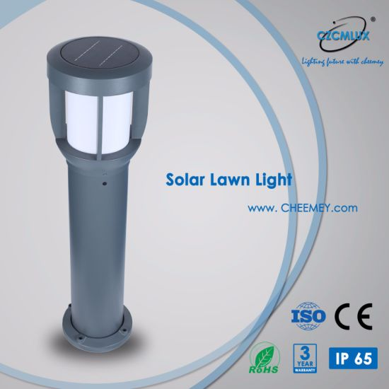 2W-5W LED Outdoor Solar Lawn Light for Garden