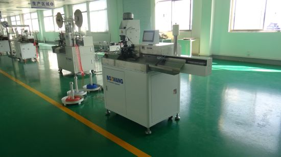 5 Wires Automatic Twisting and Tinning Machine pictures & photos