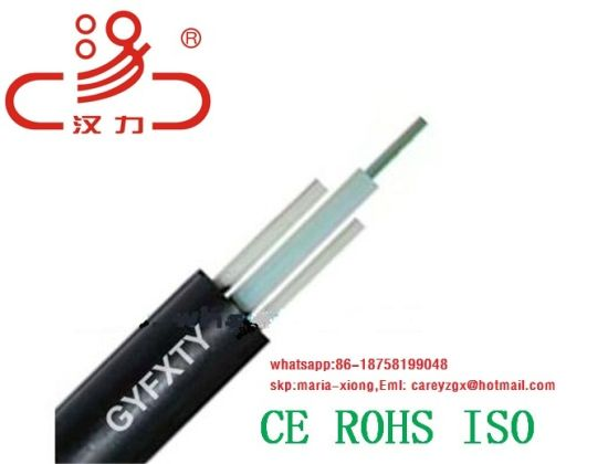 Gytw, GYTA, GYTS 2- 48core Optical Fiber Cable pictures & photos