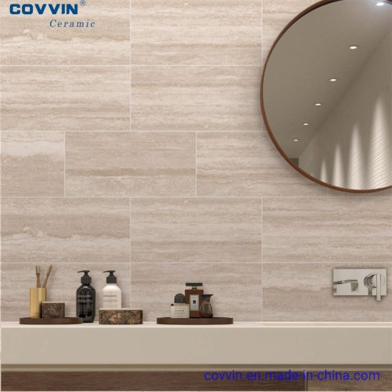 Wood Look Glazed Ceramic Wall Tiles for Wholesale pictures & photos