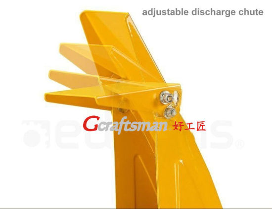 6.5HP Agricultural Shredder Machine, Agriculture Chipper Shredder, Agriculture Waste Shredder pictures & photos