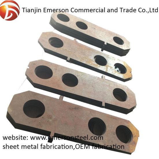 High Quality Custom Sheet Metal Fabrication Steel Machine Parts