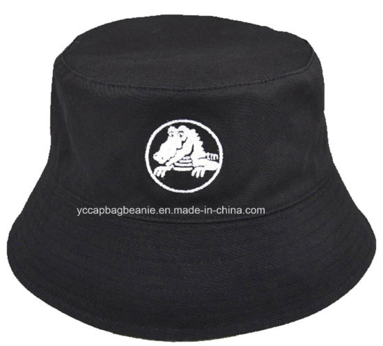 7892911099240 China Wholesale Custom Embroidered Bucket Hats - China Fashion ...