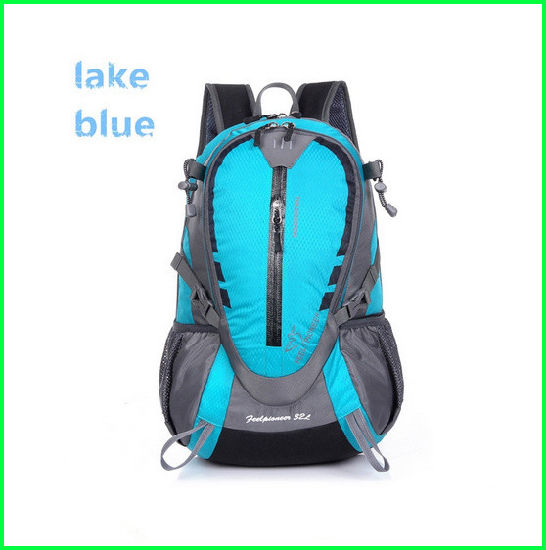 Waterproof Hiking Backpack 1680d Polyester Backpack Climbing Camping Outdoor Travel Backpack
