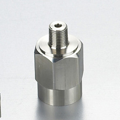 High Precision CNC Machined Steel Switching Connector Housing