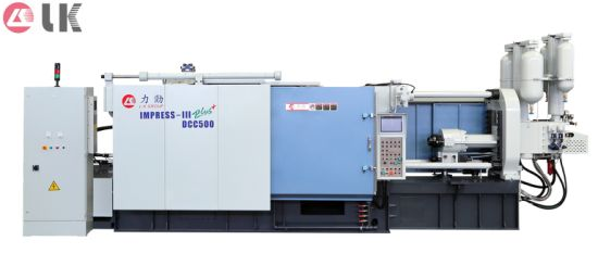 Lk Dcc-280 Automatic Cold Chamber Die Casting Machine Metal Injection Molding Machine